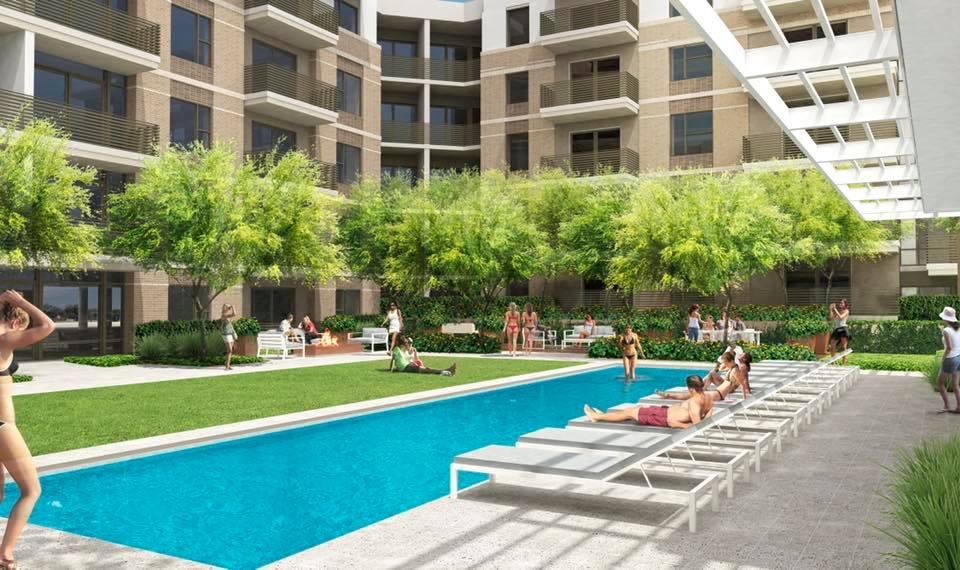 Pool at Listing #291770