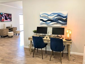 Business Center at Listing #136292