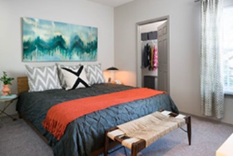 Bedroom at Listing #144235