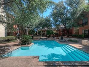 Pool at Listing #140356