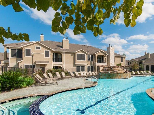 Pool at Listing #144785