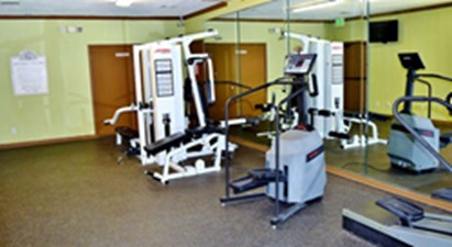 Fitness Center at Listing #140056
