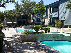 Pool at Listing #141110