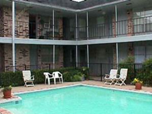 Pool at Listing #137448