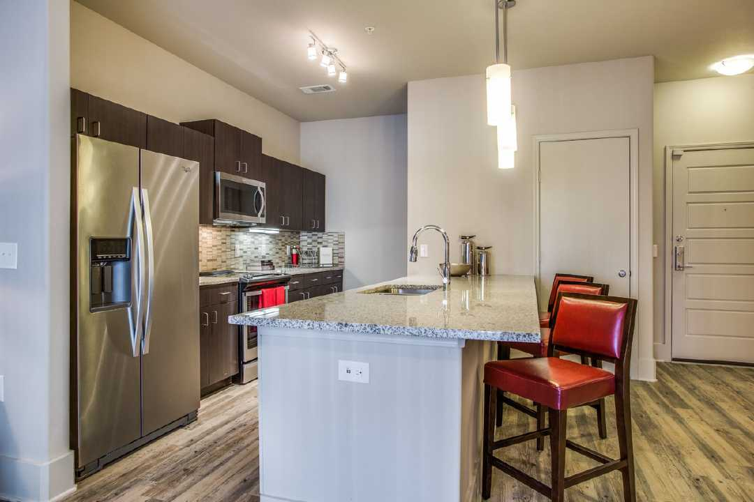 Kitchen at Listing #262895