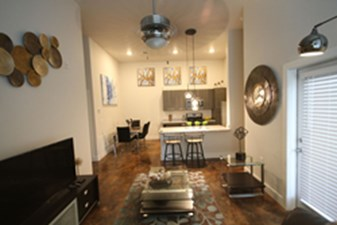 Dining/Kitchen at Listing #149862