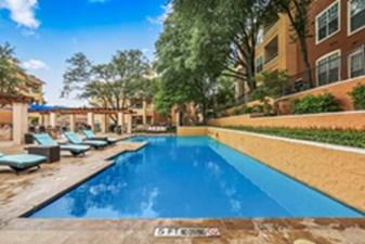 Pool at Listing #136198