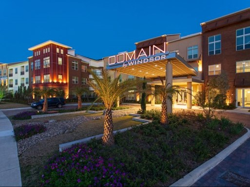 Domain by Windsor Apartments