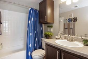 Bathroom at Listing #138635