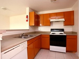 Kitchen at Listing #144482