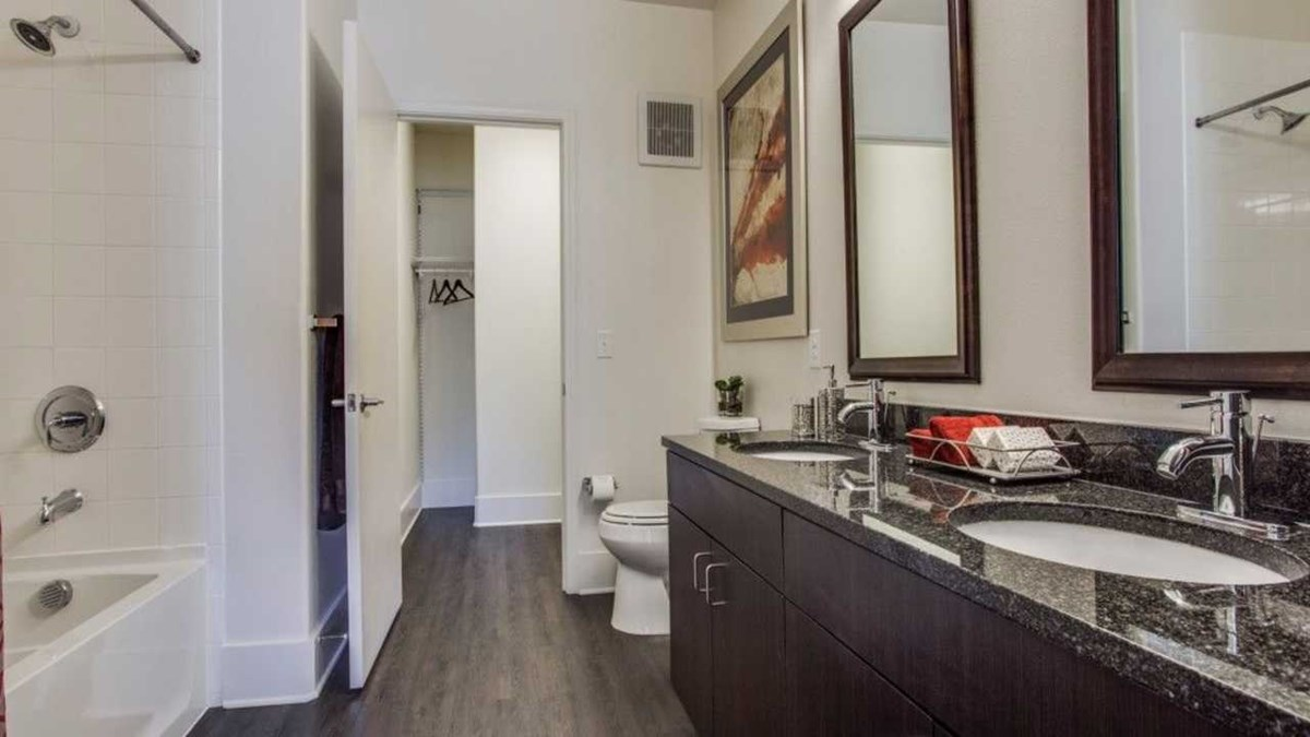 Bathroom at Listing #262895