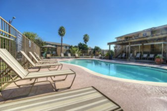 Pool at Listing #140433