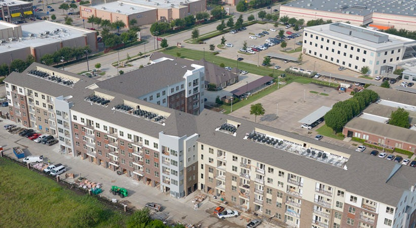 Aerial View at Listing #286535