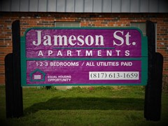 Jameson Street Apartments Weatherford TX