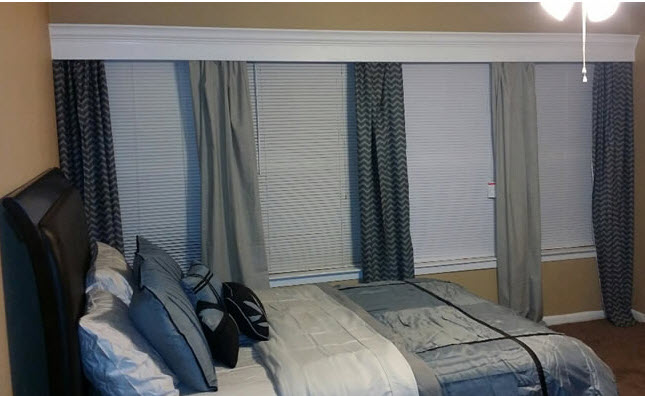Bedroom at Listing #217470