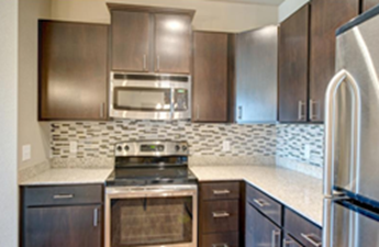 Kitchen at Listing #253222