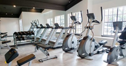 Fitness Center at Listing #135928