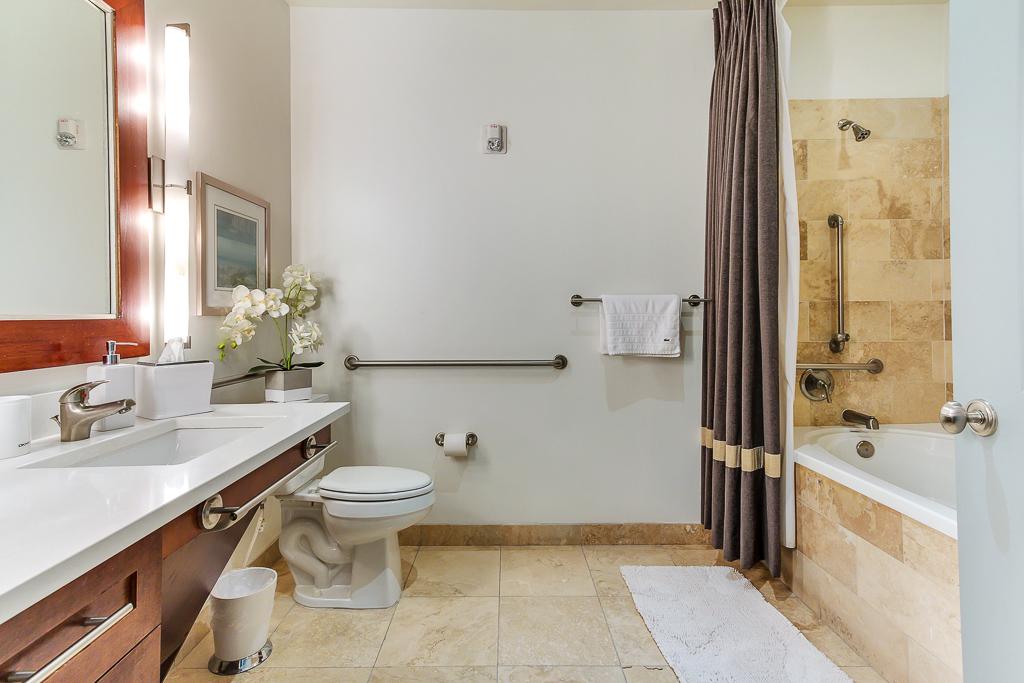 Bathroom at Listing #144149