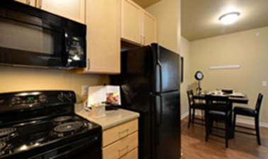 Kitchen at Listing #214961