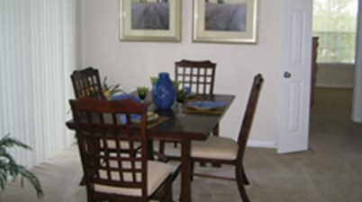 Dining at Listing #138870