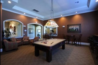 Gameroom at Listing #145012