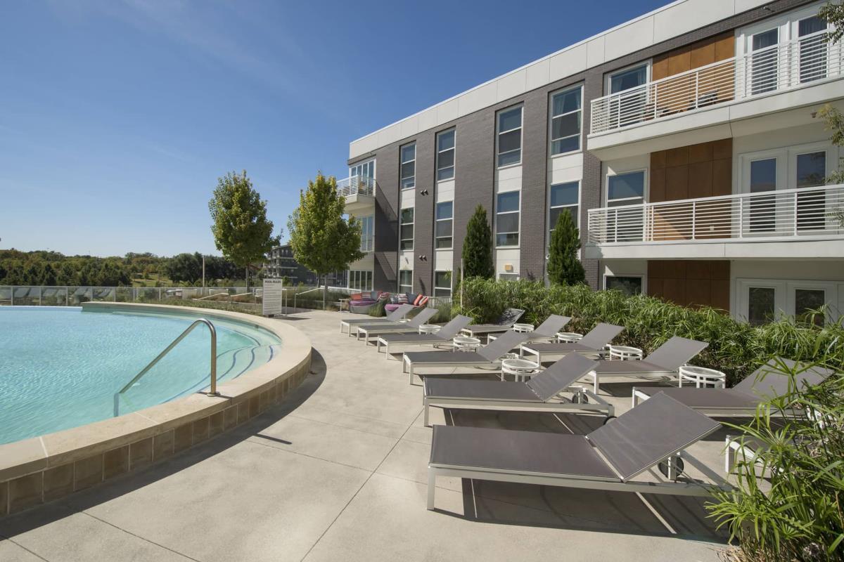 Pool at Listing #151941