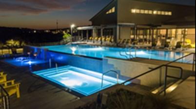 Pool at Listing #150401