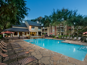 Pool at Listing #138735