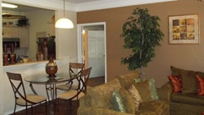 Living/Dining at Listing #137759