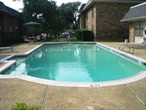 Pool at Listing #137512