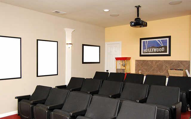 Theater at Listing #138575