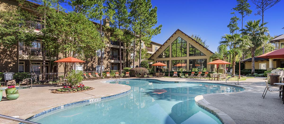 Pool at Listing #138550