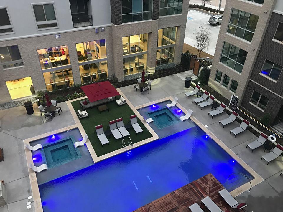 Pool at Listing #251696