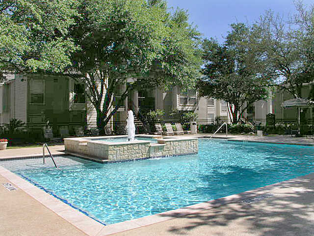 Pool at Listing #135782