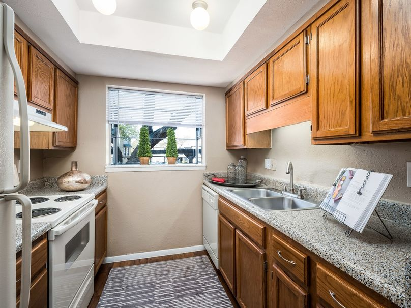 Kitchen at Listing #135861