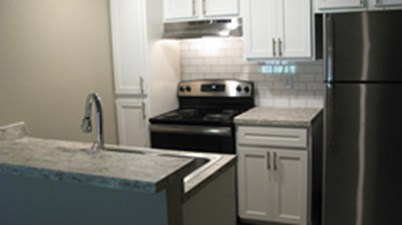Kitchen at Listing #140521