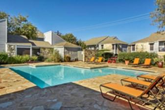Pool at Listing #140435