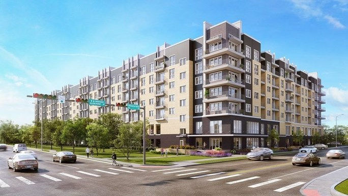 Alta Med Main Apartments