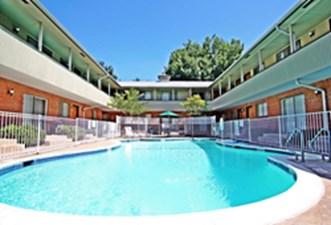 Pool at Listing #137462
