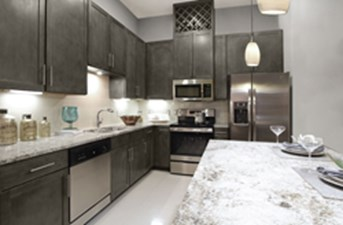 Kitchen at Listing #236604