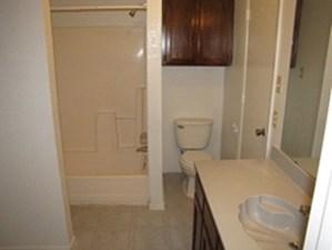 Bathroom at Listing #136956