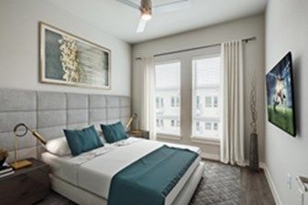 Bedroom at Listing #293418