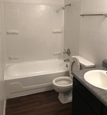 Bathroom at Listing #137217