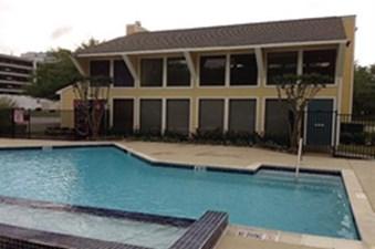 Pool at Listing #138235