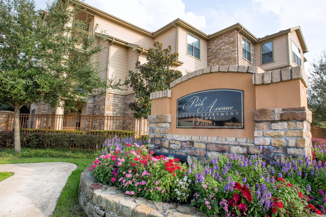 Park Avenue at Boulder Creek Apartments Houston TX