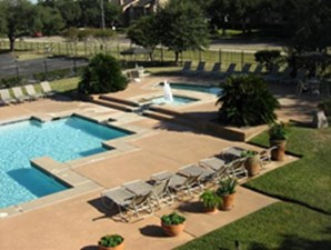 Pool at Listing #138929