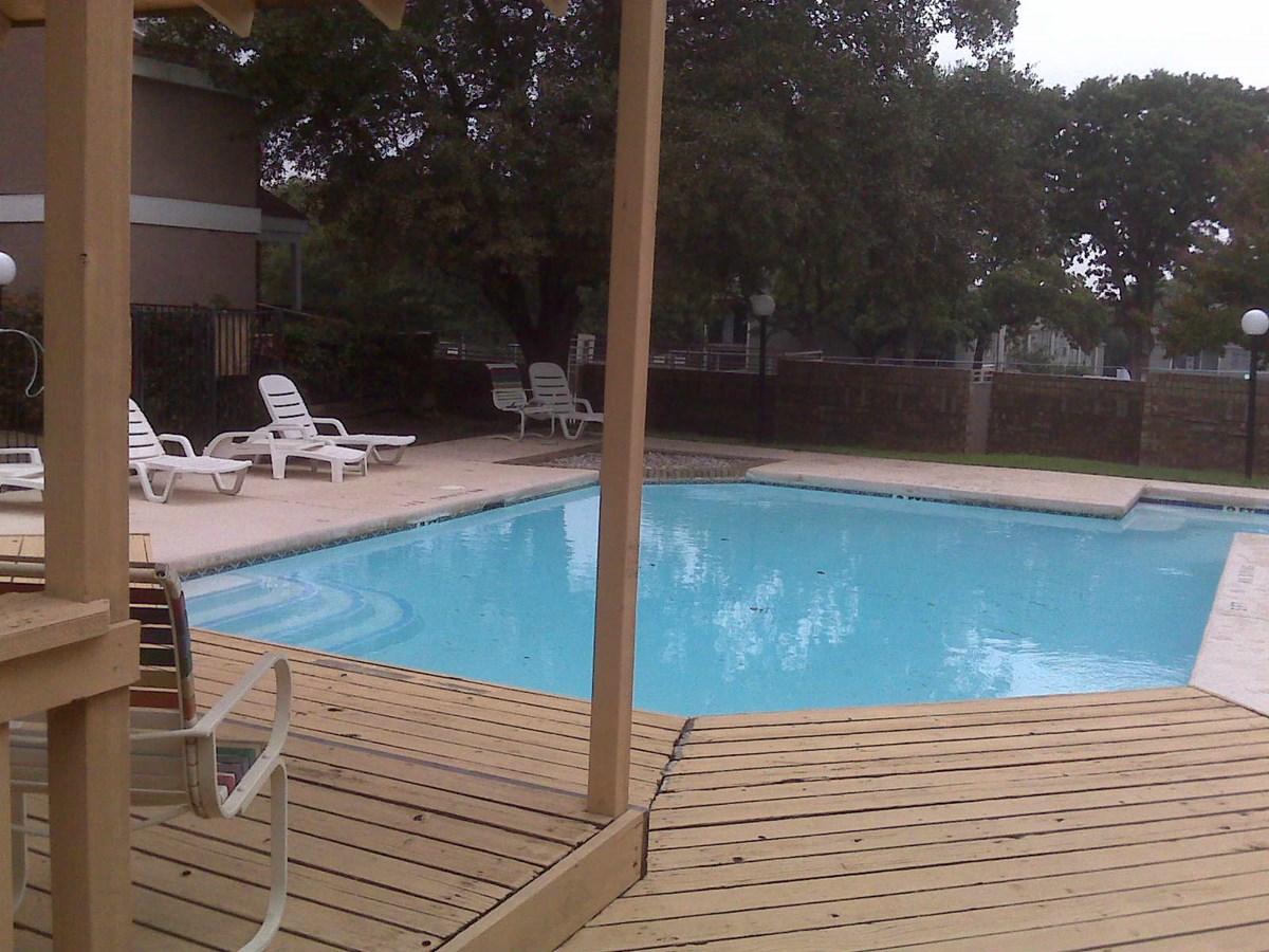 Pool at Listing #137806