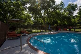Pool at Listing #141293