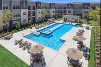 Pool at Listing #293017