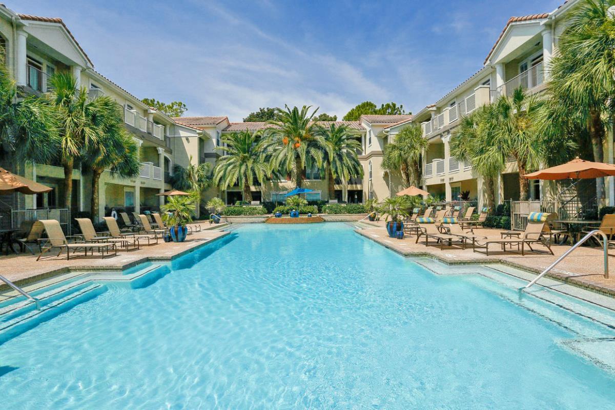 Pool at Listing #138845